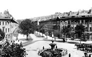 Bath, Great Pulteney Street 1901