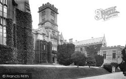 Bath, Kingswood School 1907