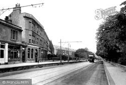 Bath, London Road 1907