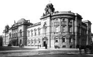 Bath, Municipal Buildings 1895