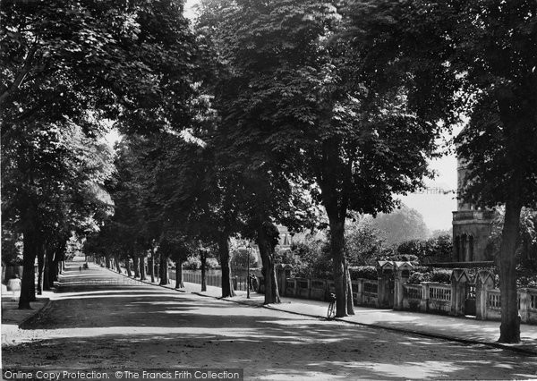 Bath, Pulteney Road 1914