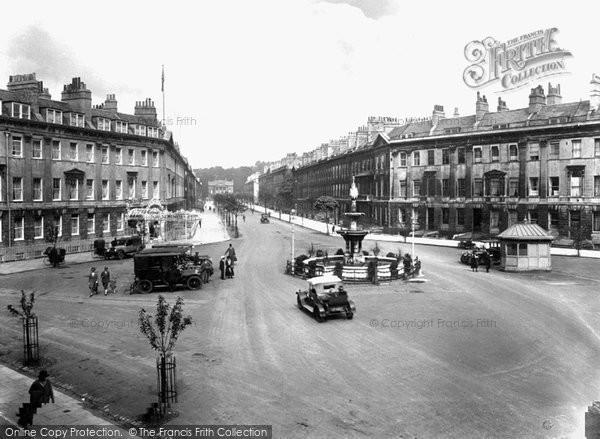 Bath, Pulteney Street 1925