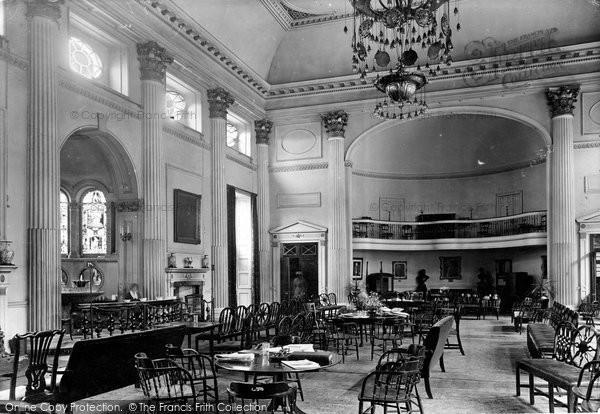 Bath, Pump Room 1923