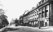 Bath, Queen Square 1901
