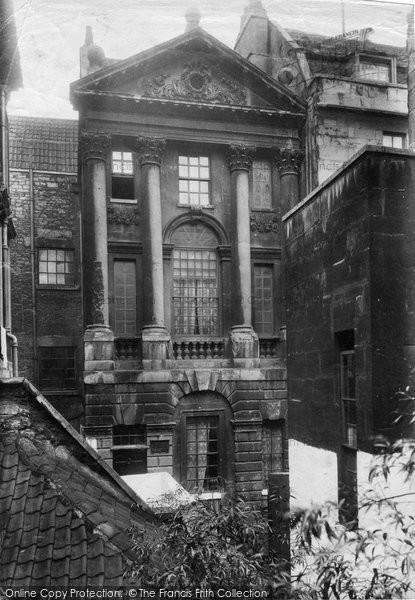 Bath, Ralph Allen's House 1909