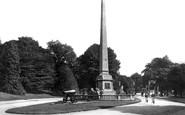 Bath, Royal Victoria Park 1911