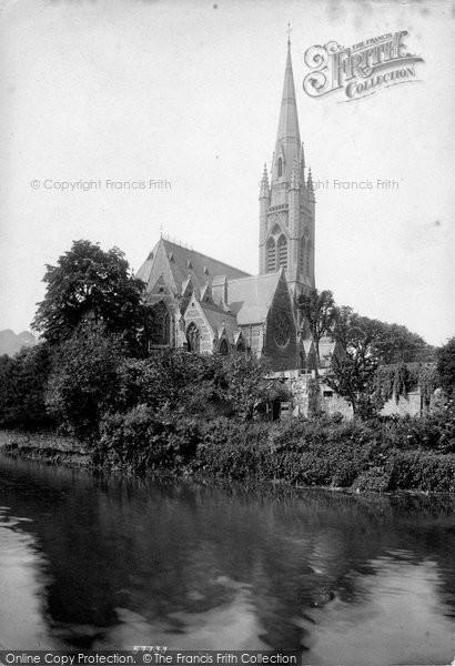 Bath, St John The Evangelist Rc Church 1907