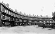 Bath, The Circus 1896