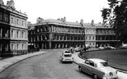 Bath, The Circus c.1960