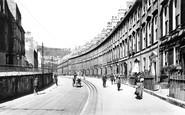 Bath, The Paragon 1911