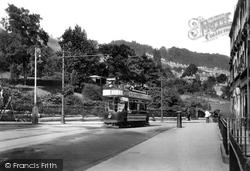 Bath, The Paragon And Guinea Lane 1904