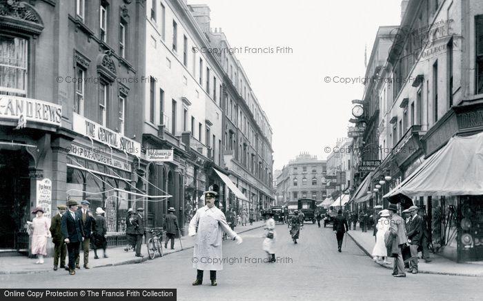 Bath, Union Street 1923