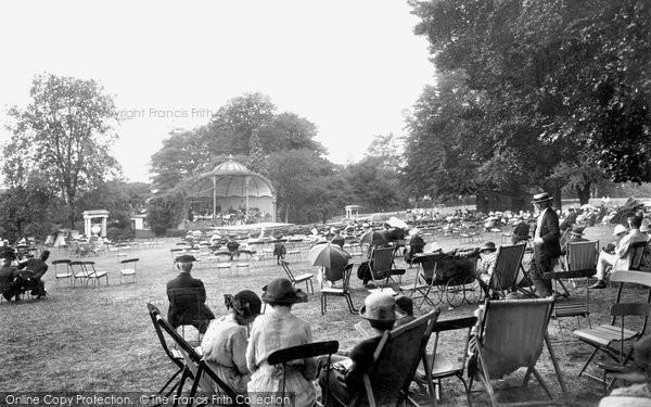 Bath, Victoria Park 1920