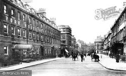 Bath, York House Hotel 1907