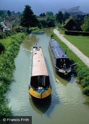 Kennet And Avon Canal 1996, Bathampton