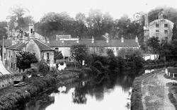 The Canal 1907, Bathampton