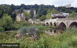 Toll Bridge c.2000, Bathampton
