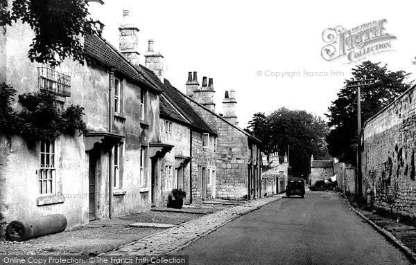Bathford, Church Street c.1955