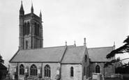 Bathford, St Swithun's Church c.1955