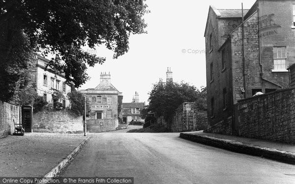 Bathford, Village And The New Inn c.1955