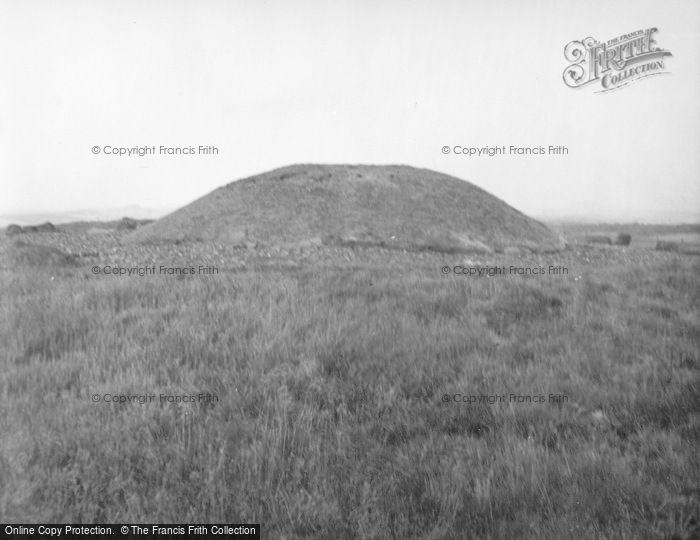 Photo of Bathgate, Cairnpapple Hill  c.1950