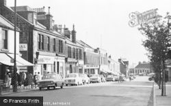 Bathgate, George Street c.1960