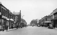 Batley, Commercial Street c.1955