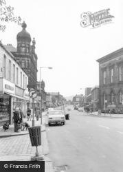 Batley, Commercial Street c.1967