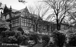 Batley, Girls Grammar School c.1955