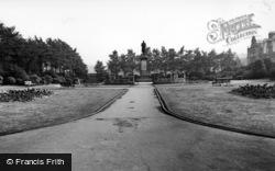 Batley, Market Gardens c.1965