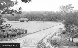 Batley, Park Green c.1965