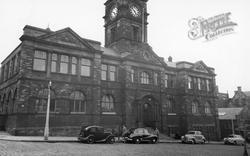 Public Library c.1965, Batley