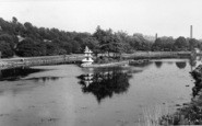 Batley, The Boathouse c.1955