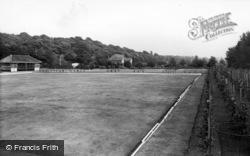 The Bowling Greens, Wilton Park c.1965, Batley