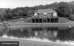 The Park c.1965, Batley