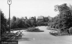 Batley, The Park c.1965
