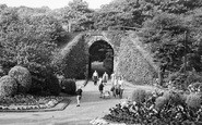 Batley, The Tunnel, Wilton Park c.1955