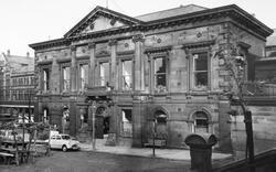 Batley, Town Hall c.1965