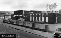 Variety Club c.1965, Batley