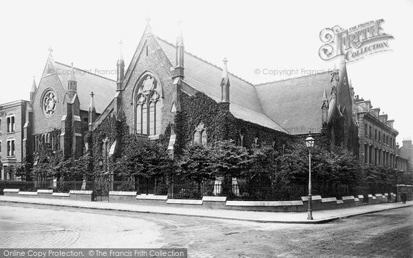 Battersea, Congregational Church 1899