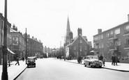 Battersea, St John's Hill c.1955