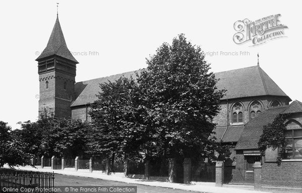 Battersea, St Mark's Church 1899