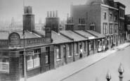 Battersea, The Old Red House Inn, Stewarts Lane c.1930