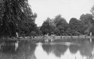 Battersea, the Park 1899