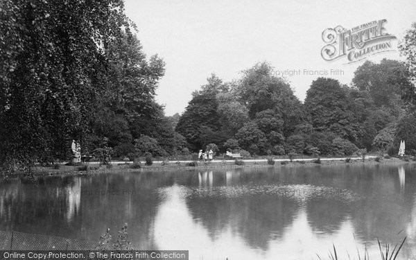 Photo of Battersea, the Park 1899