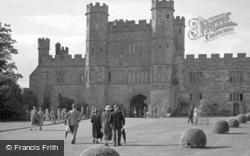 Abbey c.1939, Battle