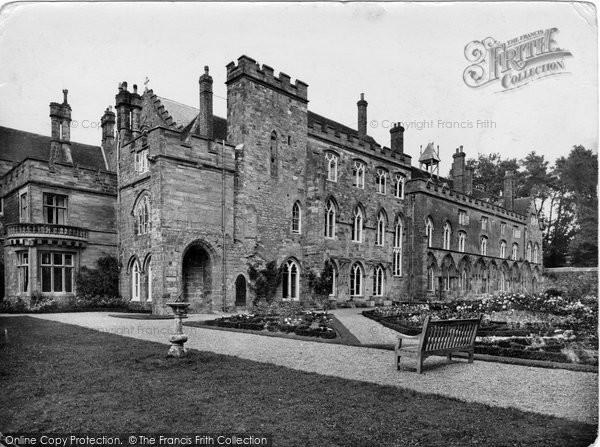 Battle, Abbey East Terrace 1927