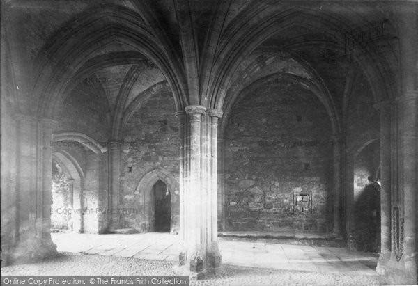 Battle, Abbey Gateway Interior 1910