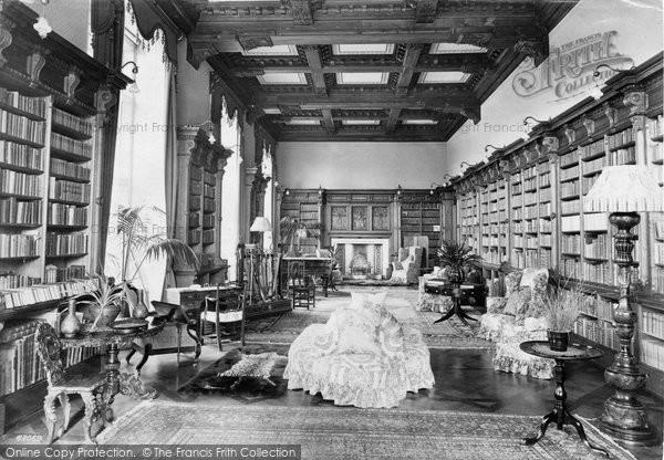 Battle, Abbey Library 1910