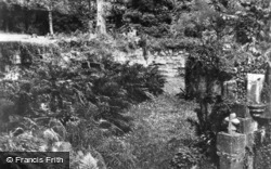 Abbey, Ruins Of High Altar c.1930, Battle